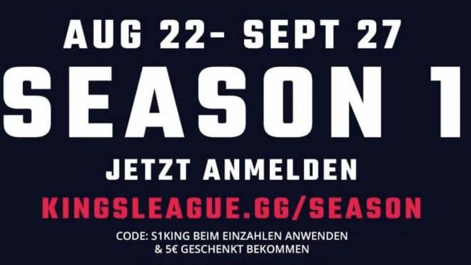 Kingsleague Season 1 poster