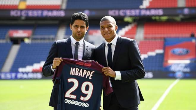 Mbappé Transfer