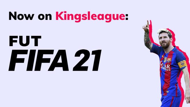 Fut 21 on Kingsleague