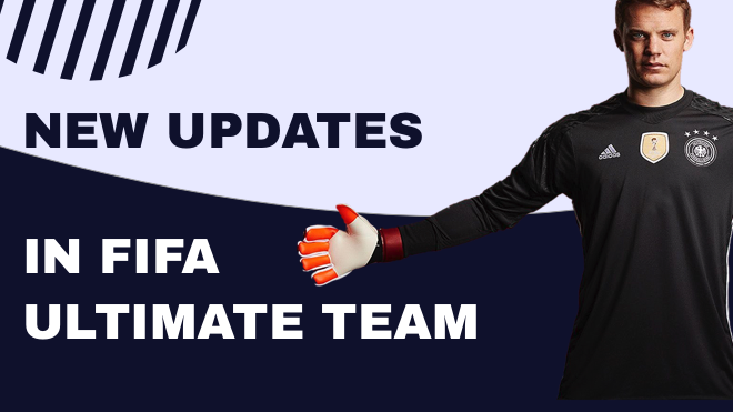 NEW UPDATES IN FIFA ULTIMATE TEAM BLOG