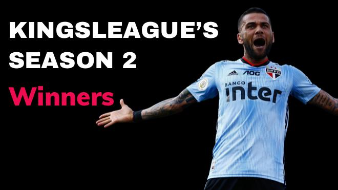 kingsleague 2 winners
