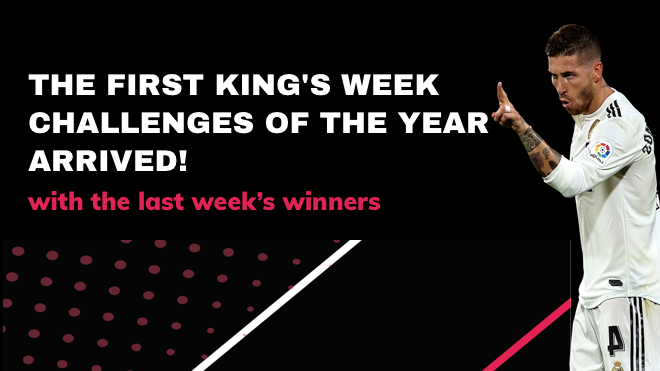 FIRT KING'S WEEK CHALLENGES