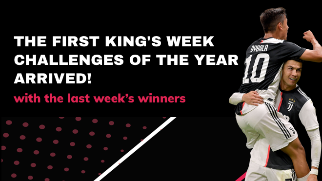 first kings week challenges of the year