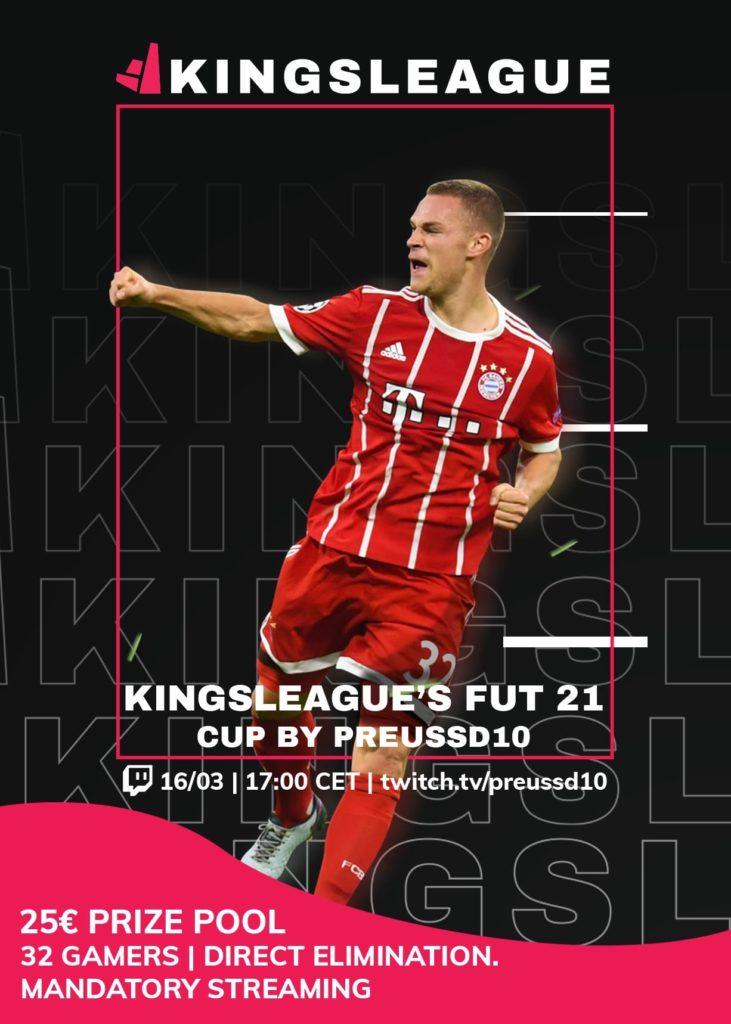 Kingsleague Fut 21 Preussd10 32 player tournament
