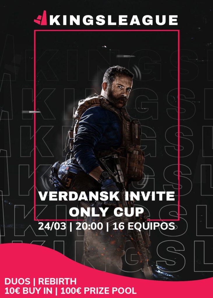 Verdansk Torneo Kingsleague Invitacional
