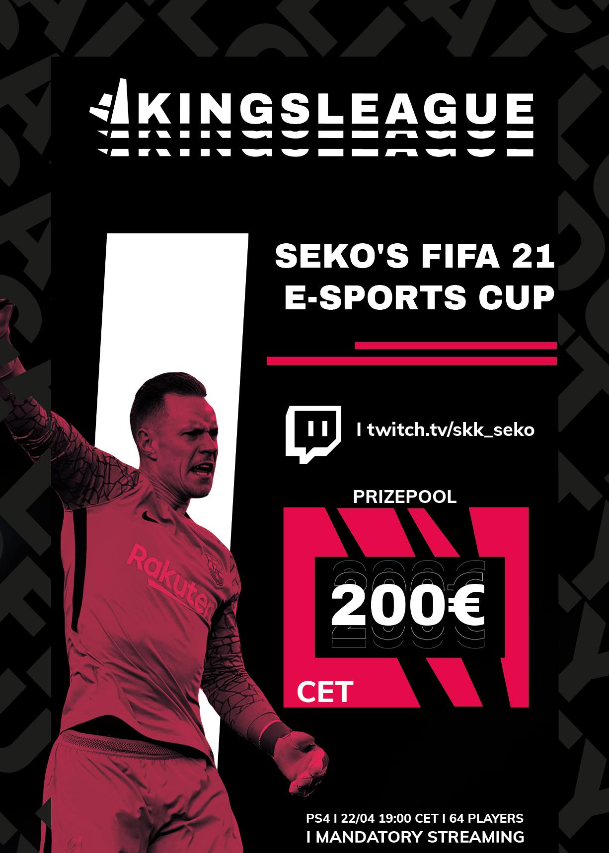 Kingsleague FIFA21 Cup by Seko