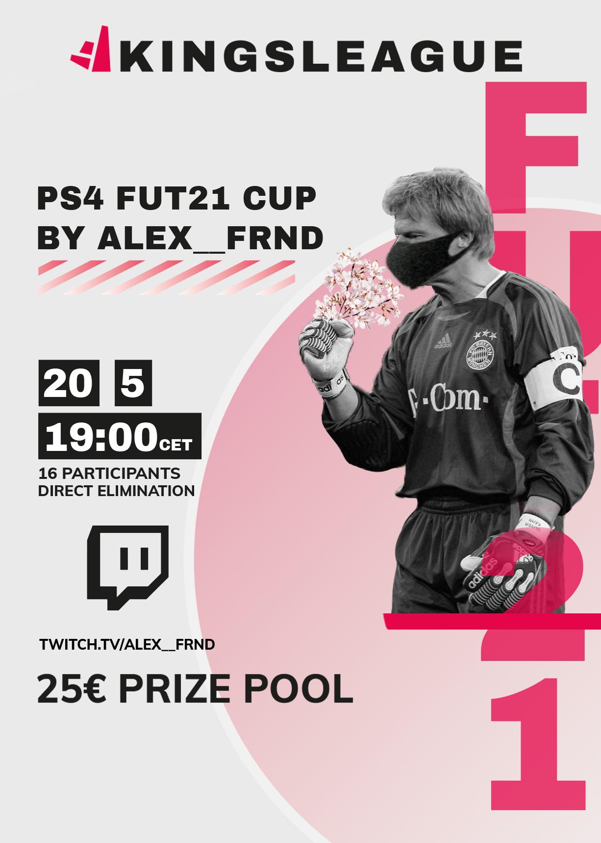 Kingsleague FUT21 Cup by Alex_frnd