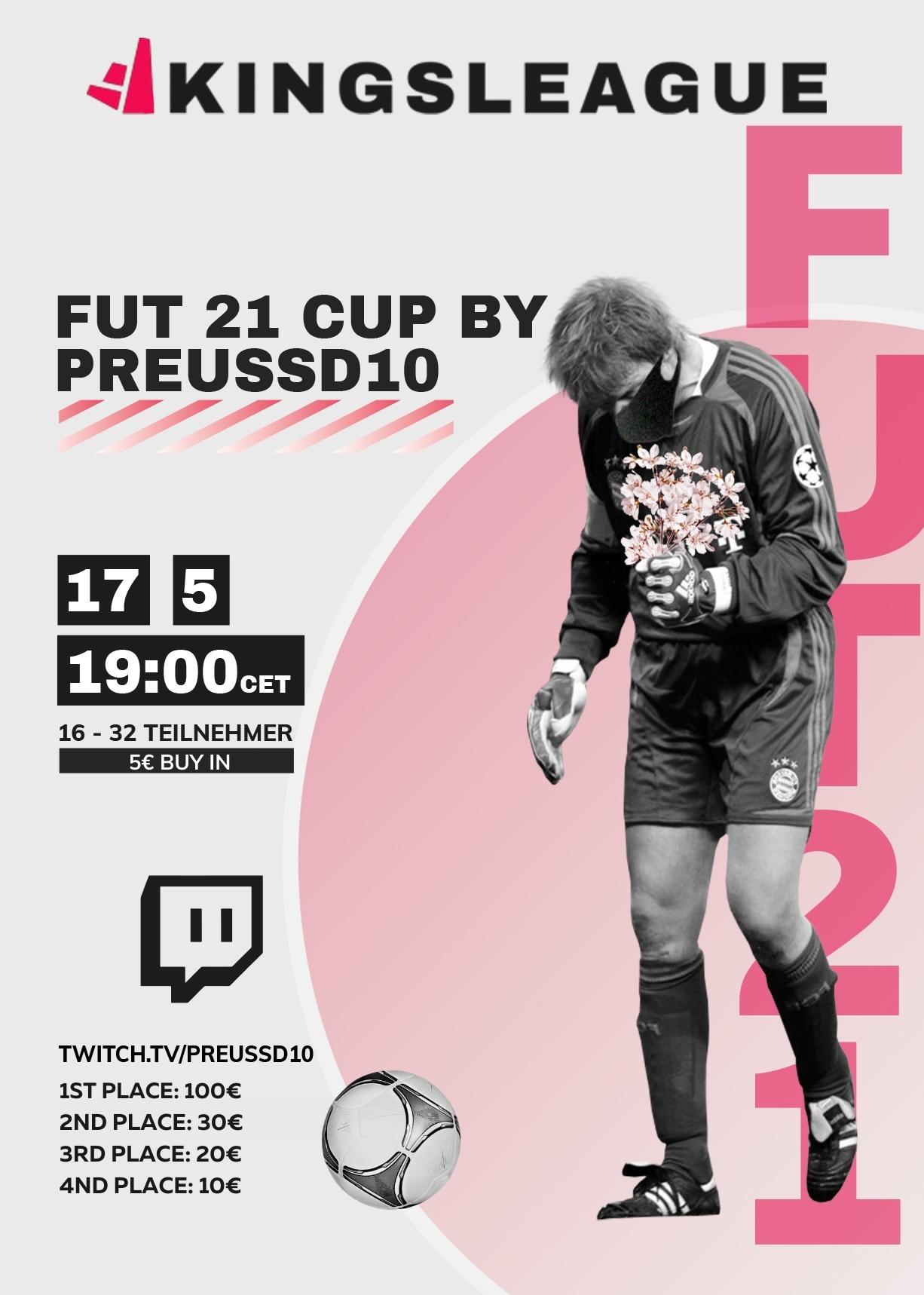 Kingsleague FUT21 Cup by Preusd10