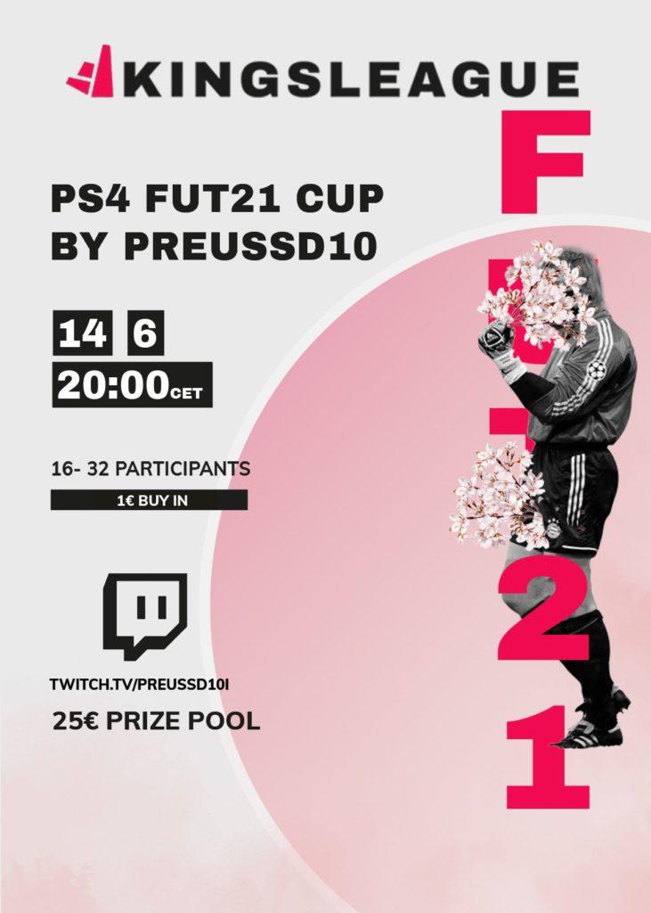 Preussd10 FUT21 Cup 14.06.2021 1 € Buy In