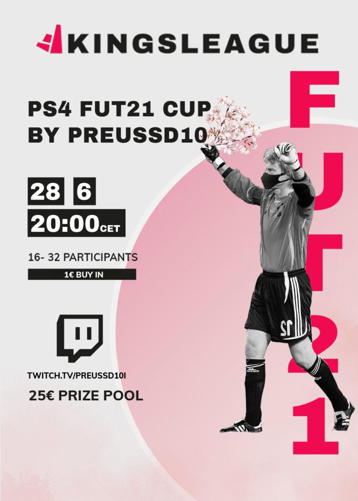 Preussd10 FUT Cup 28.06.2021 1€ Buy-In