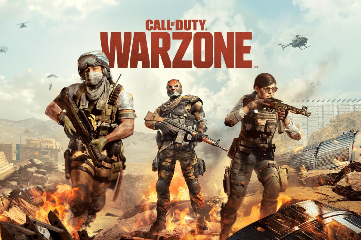 Call of Duty Warzone Regeln
