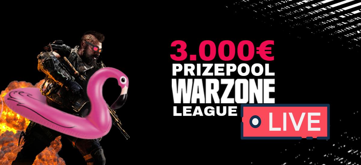 Warzone Killrace League Preise